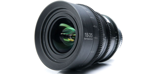 GL Optics 18-35 T2 Cine Lens