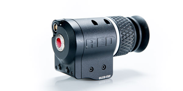 RED OLED Evf